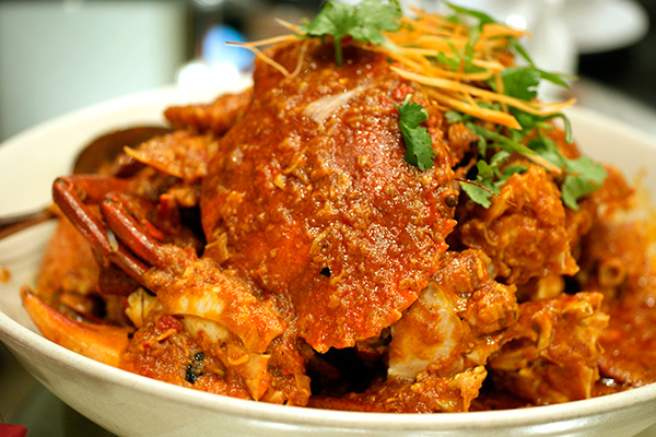 Chili Crab (Crab In Sour And Spicy Sauce) Recipes — Dishmaps